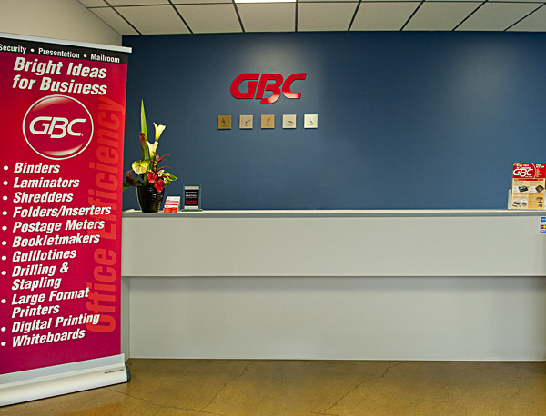 Office Equipment from GBC South Australia
