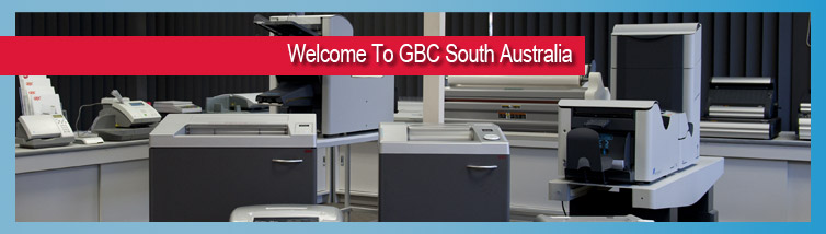 Office Equipment binders,laminators,folding machines - GBC South Australia